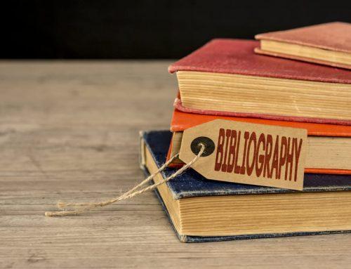 Stili di citazione bibliografica